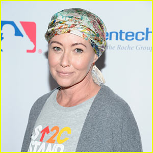 Shannen Doherty Hits The Gym One Week After Finishing Cancer Treatment