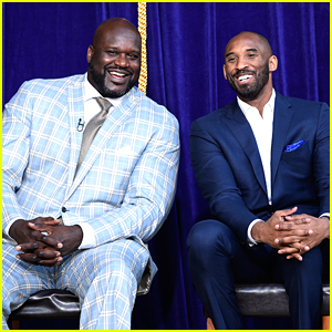 Shaquille O'Neal Honored by Lakers with Statue Outside Staples Center!