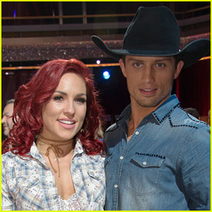 Sharna Burgess Weighs In on Bonner Bolton's Suggestive Hand Graze on 'DWTS'