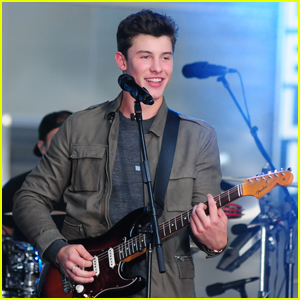 Singer Shawn Mendes Books First Major Acting Role!