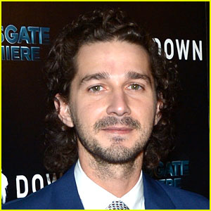 Shia LaBeouf Announces 'He Will Not Divide Us' Change: 'America Is Simply Not Safe Enough For This Artwork to Exist'