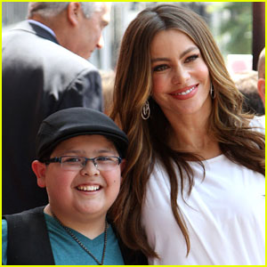 Sofia Vergara Sends Love to 'Modern Family' Co-Star Rico Rodriguez After His Father's Sudden Death
