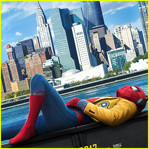 'Spider-Man: Homecoming' Gets New Teaser Poster!