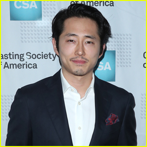 The Walking Dead's Steven Yeun Shares First Photo of Newborn Baby