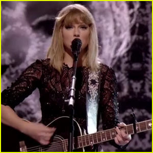 Watch Taylor Swift Perform 'I Don't Wanna Live Forever' Live