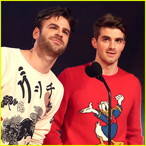 The Chainsmokers Chart Three Songs in Hot 100's Top 10