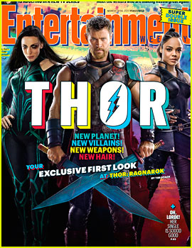 'Thor: Ragnarok' First Look Revealed!