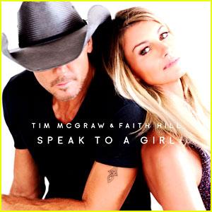 Tim McGraw & Faith Hill: 'Speak to a Girl' Stream, Lyrics, & Download - Listen Now!