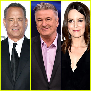 Tom Hanks, Alec Baldwin, & Tina Fey Host ACLU Telethon - Watch Live!