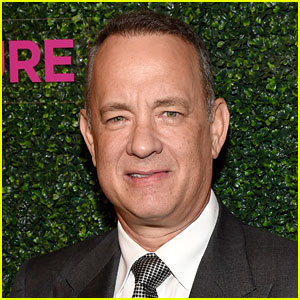 Tom Hanks Gifts White House Press Corps With Espresso Machine & a Nice Note!