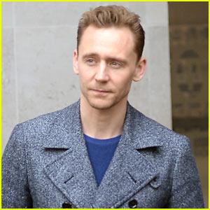 Tom Hiddleston Responds to Rumors That He'll Be the Next James Bond