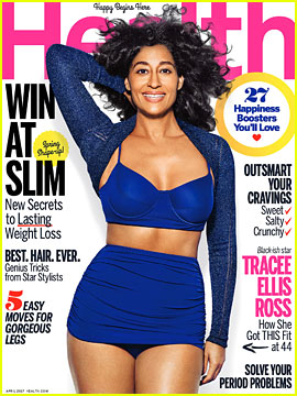 Tracee Ellis Ross Explains What She Loves About Her Body