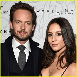 Troian Bellisario & Husband Patrick J. Adams Starring in New Movie Together!