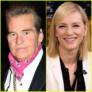 Val Kilmer Reacts to Cate Blanchett Tweets: 'I Wrote Nice Things...And Now I'm a Pervert'