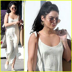Vanessa Hudgens Thinks It's 'Insane' & 'Amazing' People Still Watch 'High School Musical'!