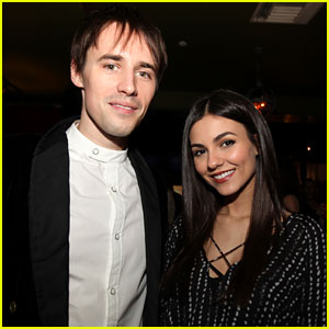 Victoria Justice & Reeve Carney Go Rock 'N Roll for Charity!