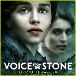 Emilia Clarke's 'Voice From the Stone' Trailer Will Give You Chills - Watch Now!
