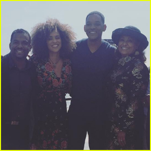Will Smith & 'The Fresh Prince of Bel-Air' Cast Reunite!