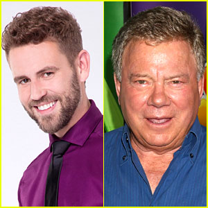 William Shatner Campaigns to Kick Nick Viall Off 'DWTS,' The Bachelor Responds