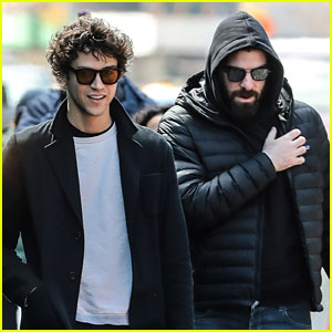 Zachary Quinto Buys Thoughtful Gift for Boyfriend Miles McMillan