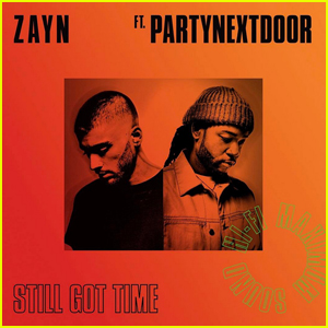 Zayn Malik Debuts 'Still Got Time' Single Cover Art