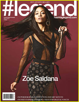 Zoe Saldana Says Hollywood Is All About Doing Films That Will Get You Nominated