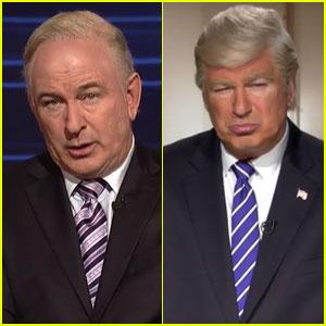Alec Baldwin Plays Bill O'Reilly & Donald Trump on 'SNL'