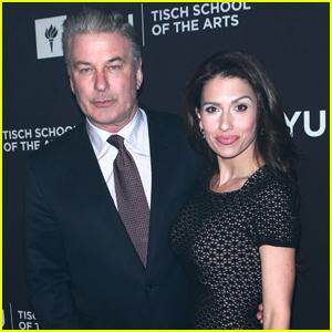 Alec & Hilaria Baldwin Attend Annual NYU Tisch Gala