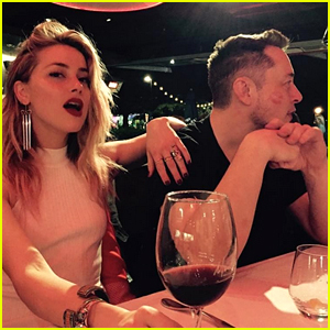 Amber Heard Confirms Relationship with Elon Musk with Instagram Pic