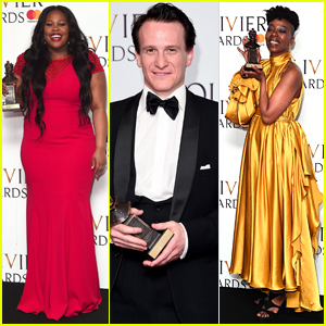 Amber Riley & 'Harry Potter and the Cursed Child' Win Big at Olivier Awards!