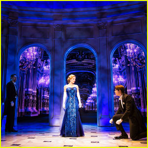 Broadway's Anastasia - See the Gorgeous First Look Photo!