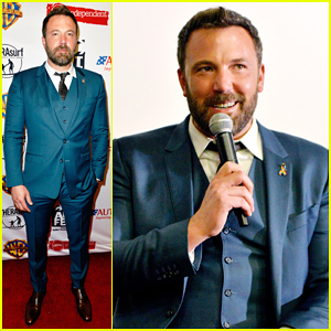 Ben Affleck Makes First Official Appearance After Filing For Divorce, Talks Having 'Thick Skin'