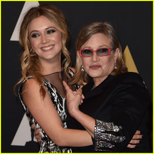 Billie Lourd Honors Mother Carrie Fisher at Orlando 'Star Wars' Celebration
