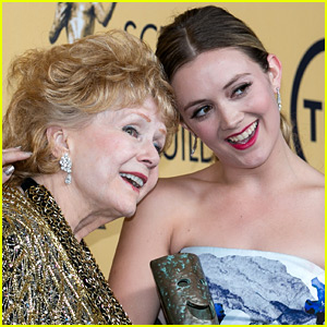 Billie Lourd Writes Birthday Tribute for Late Debbie Reynolds