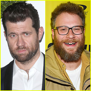Billy Eichner & Seth Rogen May Play Timon & Pumbaa in 'Lion King'