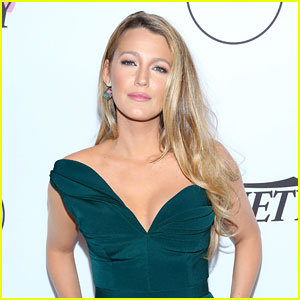Blake Lively Gives Emotional Speech About Child Pornography (Video) - Watch Now!