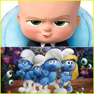 'Boss Baby' Beats 'The Smurfs' For No. 1 Box Office Spot