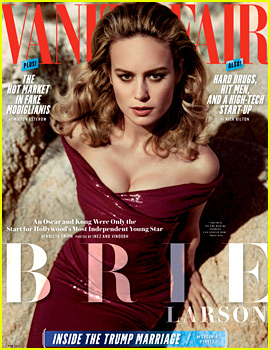 Brie Larson Reveals How Jennifer Lawrence & Emma Stone 'Saved Her Life'