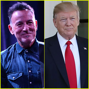 Bruce Springsteen Protests Donald Trump in New Song 'That's What Makes Us Great'