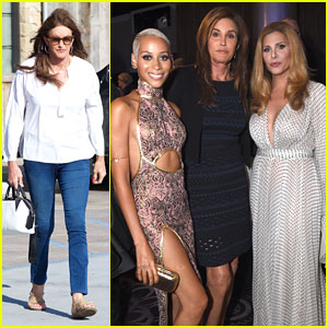 Caitlyn Jenner Celebrates Trans Day Of Visibility With 'I Am Cait' Friends