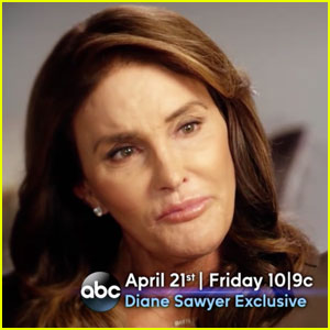 Caitlyn Jenner: ABC News Drop First Promo For New Diane Sawyer Interview