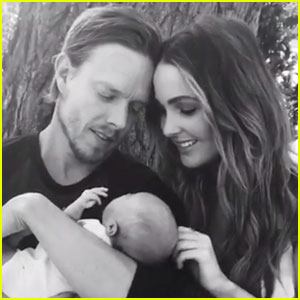 Camilla Luddington Welcomes Baby Girl with Matthew Alan!