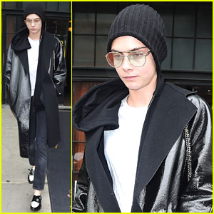 Cara Delevingne Has Gone Bald For New Movie!