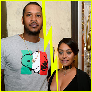 Carmelo & La La Anthony Separate After Nearly 7 Years of Marriage