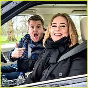 James Corden's 'Carpool Karaoke' Special Coming to CBS Next Month!