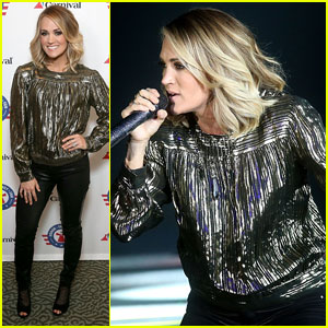 Carrie Underwood Reveals When She Feels Sexiest
