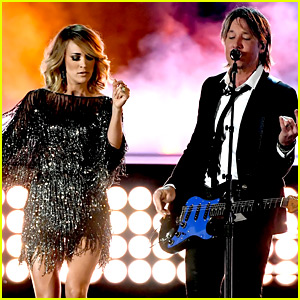 Carrie Underwood & Keith Urban Perform 'The Fighter' at ACM Awards 2017 (Video)