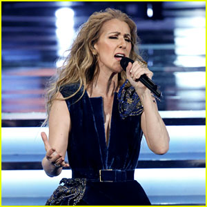 Celine Dion Sings 'Immortality' at Bee Gees Tribute (Video)