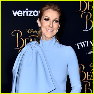 Celine Dion Sleeps Next to Her Six-Year-Old Twins Every Night After Husband's Death