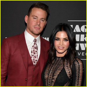 Channing Tatum & Wife Jenna Want to Perform in 'Magic Mike Live! Las Vegas' Together
